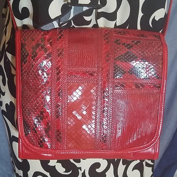 87e306310cfb Carlos Falchi Handbags - Carlos Falchi Bag
